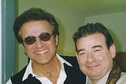 Carmine Marcovecchio e Christian De Sica