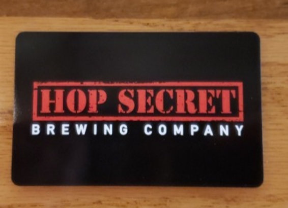 $50 Hop Secret Gift Card