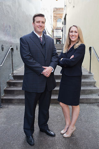 Attorney Robert and Kimberly Strickland