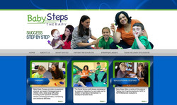 Baby Steps Therapy
