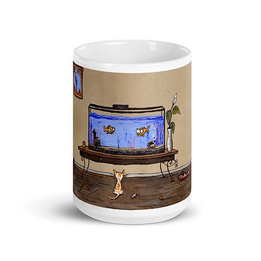#CatDad Mug