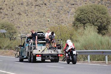 Bridgestone Tyres media shooting
