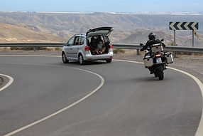 Motorcycle Media Shooting