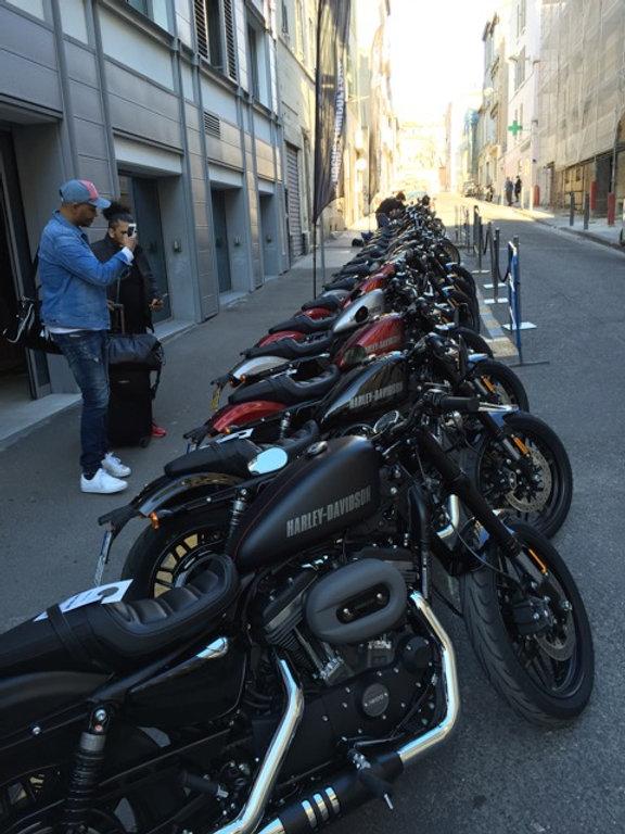 Harley Davidson Media