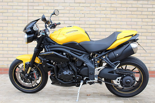 "Triumph Speed Triple ""R"" ABS  (limited edition 94R model)"