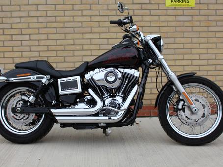Direct From Harley-Davidson £10,995