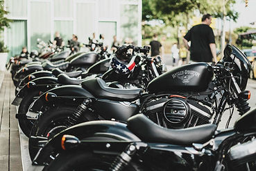 Harley Davidson Product launch