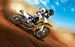 Suziki Motorcross