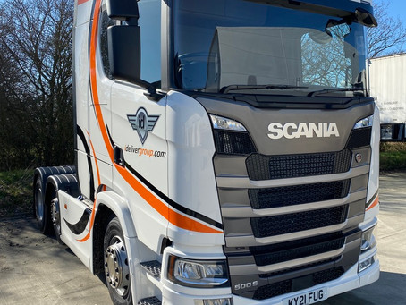 New 21 Scania 500S Ready for March 1st