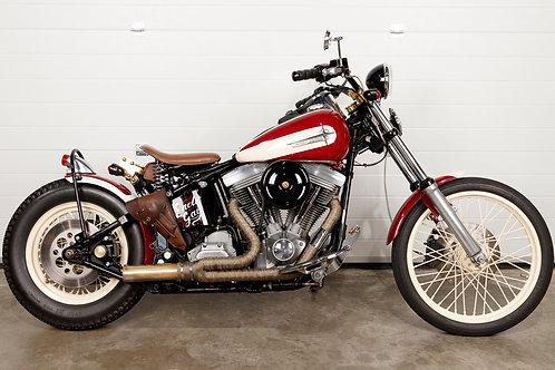 Harley-Davidson FXST Enola-Gay CUSTOM