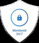 24hr monitored