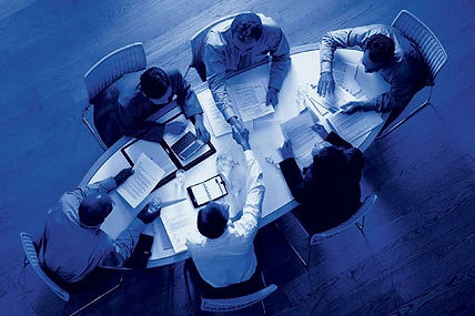 Asset management meeting