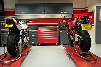 Ideliver Motorcycle Workshop