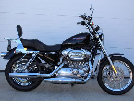 Harley-Davidson Sportster XLH