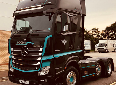Actros-1 Ready for Work