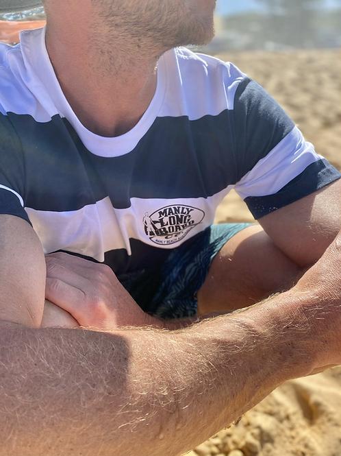 MLBC Classic Stripe Surf Tee