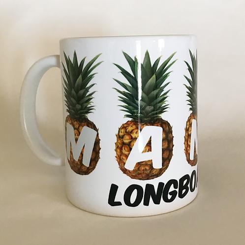 Pineapple Mug 🍍