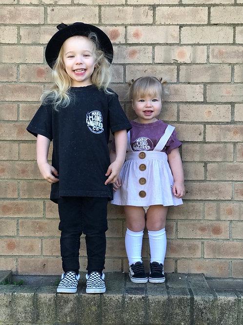 Kids Stonewash