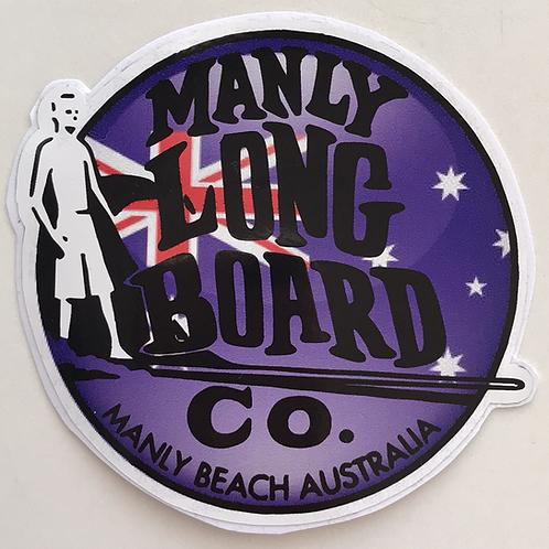 MLBC Australia 🇦🇺 Sticker Small