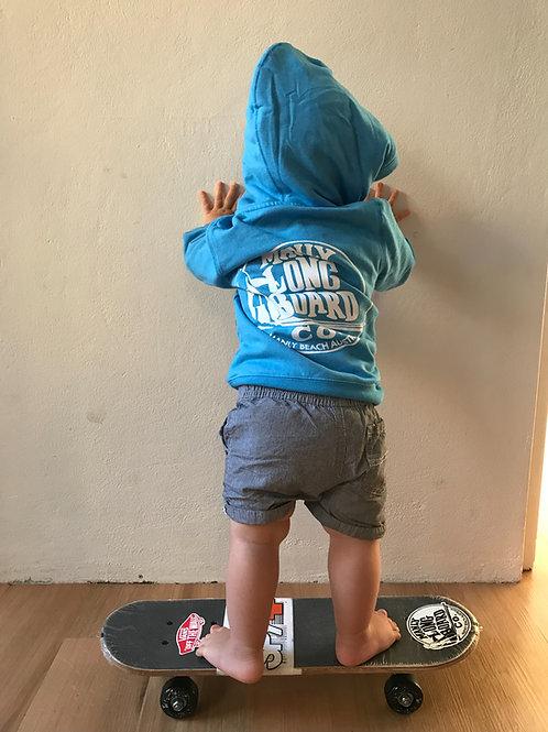 Toddler Hoodie - Heather Marle