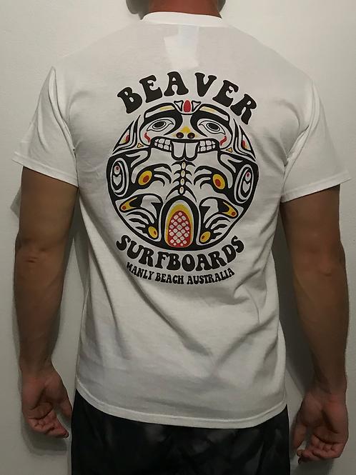 Beaver Surfboards Tee