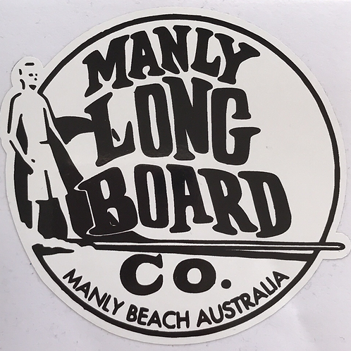MLBC sticker Small