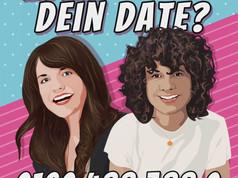 """Heute startet der neue Podcast """"Wie war Dein Date?"""""""