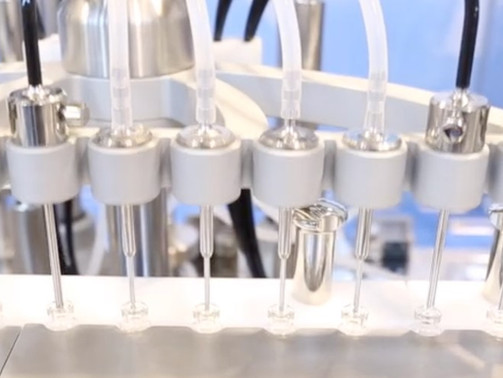 Splashing? How to avoid it during vials filling process