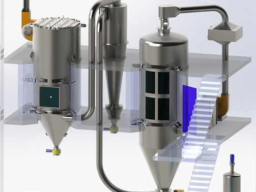 Spray drying as alternative to Lyophilization in the Pharmaceutical Industry