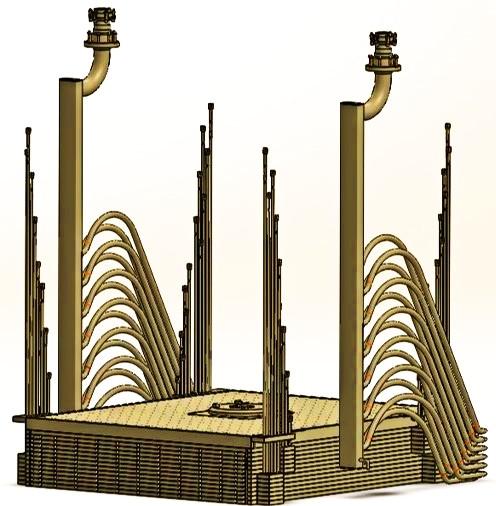 Shelf stack 3D