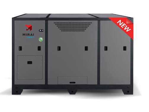 The Air Cycle Refrigeration Revolution in Lyophilization - MIRAI COLD 80 T