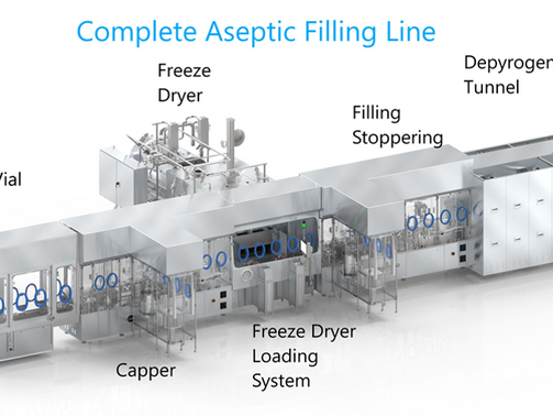 Tackling the challenges of small batch manufacturing in fill-finish programs