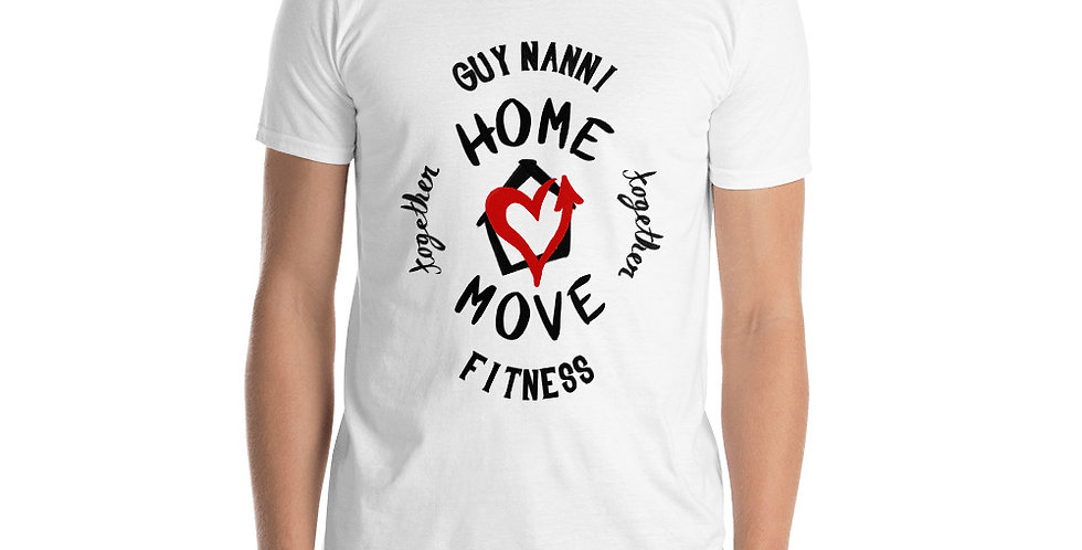 Home Together,  Move Together COVID-19 T-Shirt