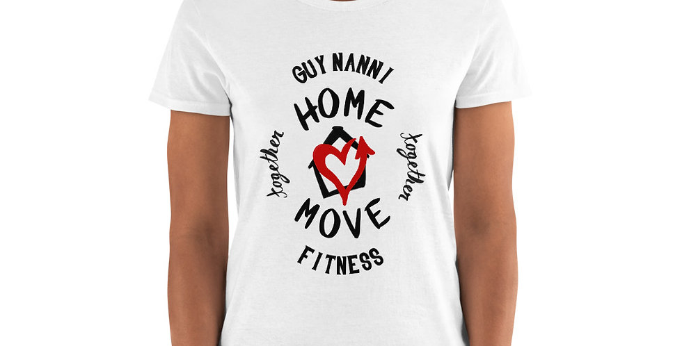 Women's Home Together, Move Together COVID-19 T-Shirt