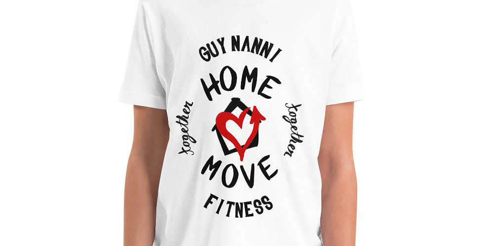 Youth Home Together, Move Together COVID-19 T-Shirt