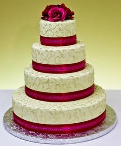wedding cake designing