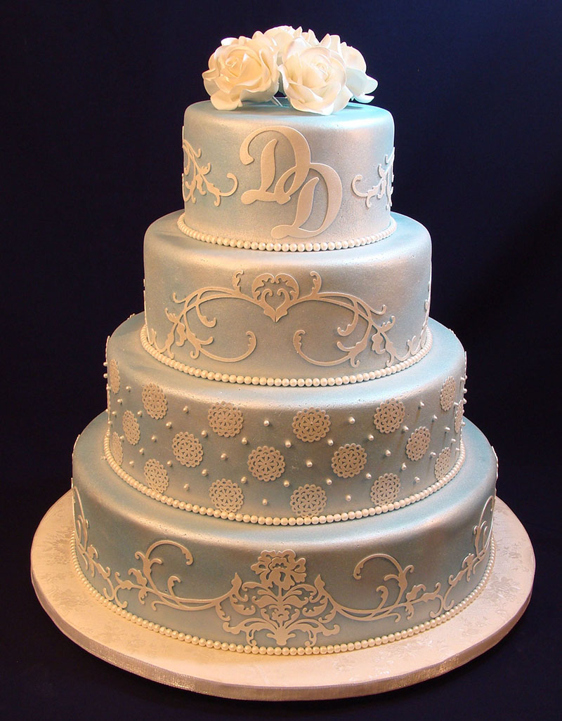 fancy wedding cake decoration course