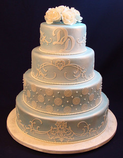 fancy wedding cake decoration course