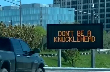 Pennacchio: 'Knucklehead' Signs Are Indefensible