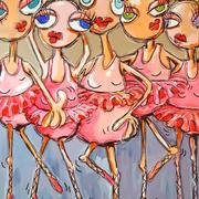 Balletpiger