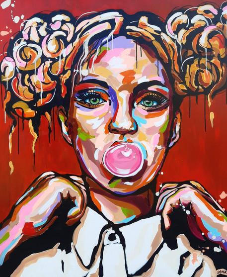 Bubblegirl No.1