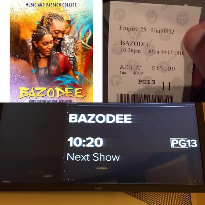 "Movie Review Logs - 01 - ""Bazodee"""