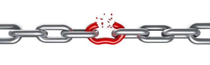 Kinetic chain weak link