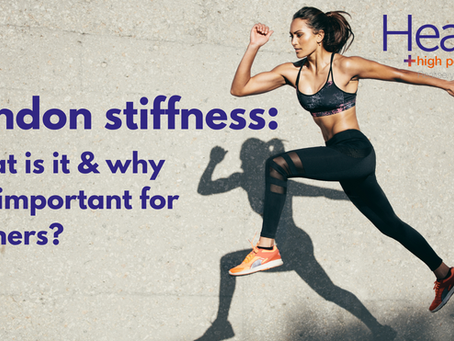 Tendon stiffness: what is it and why is it important for runners?