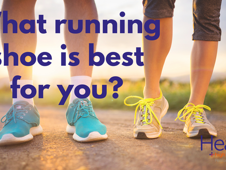 What running shoe is best for you?