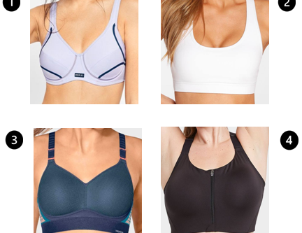 Support your breast friends: A search for the perfect sports bra