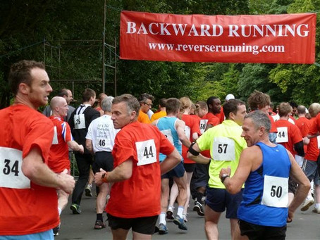 Backwards running: more than just looking funny?