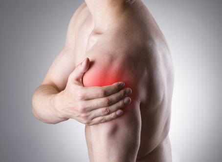Shoulder pain? How to keep going in the gym