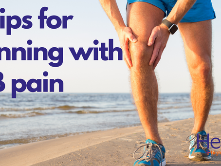 4 tips for running with ITB pain