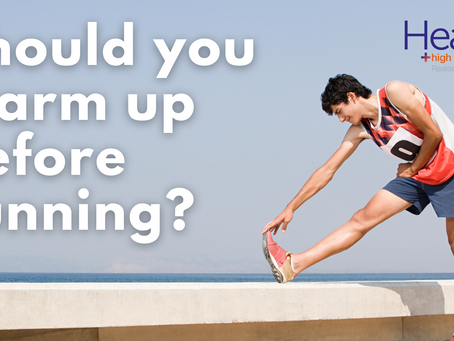 Should you warm up before running?